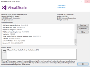 Cross Platform Programming With Visual Studio 2015 and Xamarin