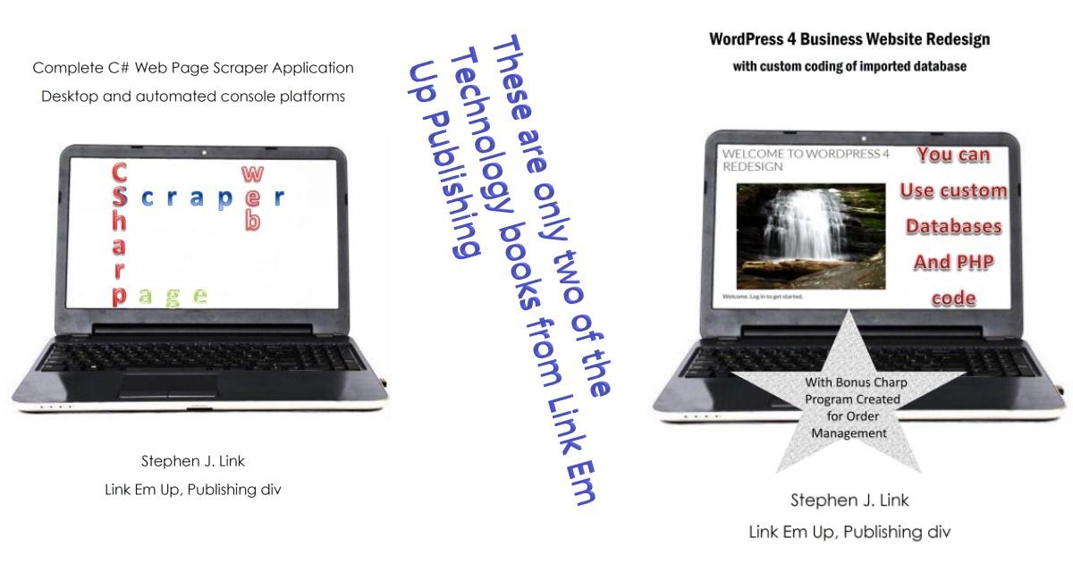 Link Em Up Publications